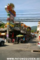 Bangla Street på dagen